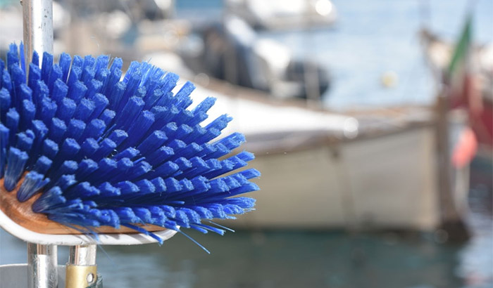 best boat deck brush