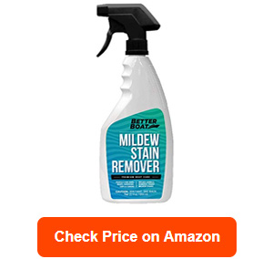 better boat mildew stain remover