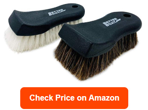 better boat upholstery cleaning horsehair brush