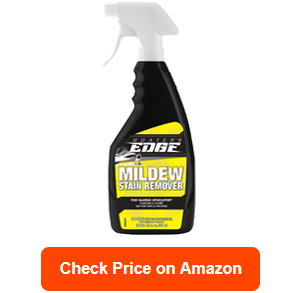 boater's edge mildew stain remover