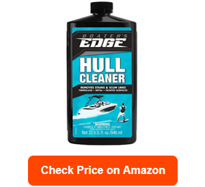 boater's edge hull cleaner