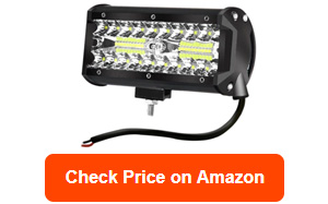 auzkin led light bar submersible driving lights