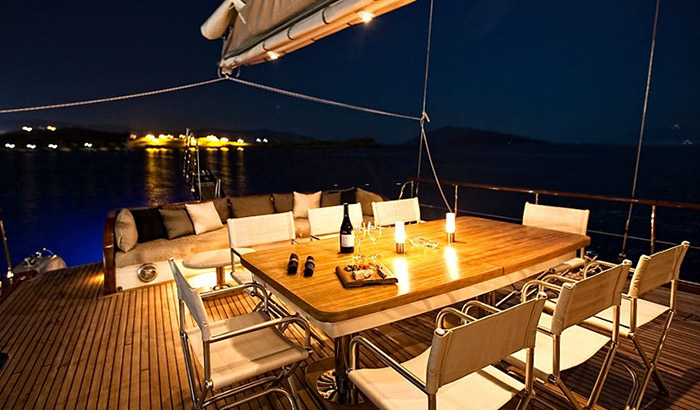 best led boat deck lights