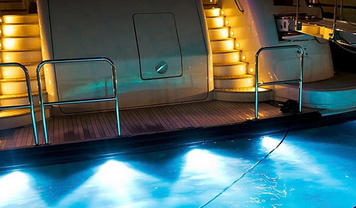best underwater led boat lights