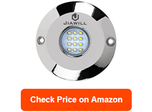 jiawill cree led underwater lights