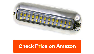 pactrade marine s.s.316 led underwater lights