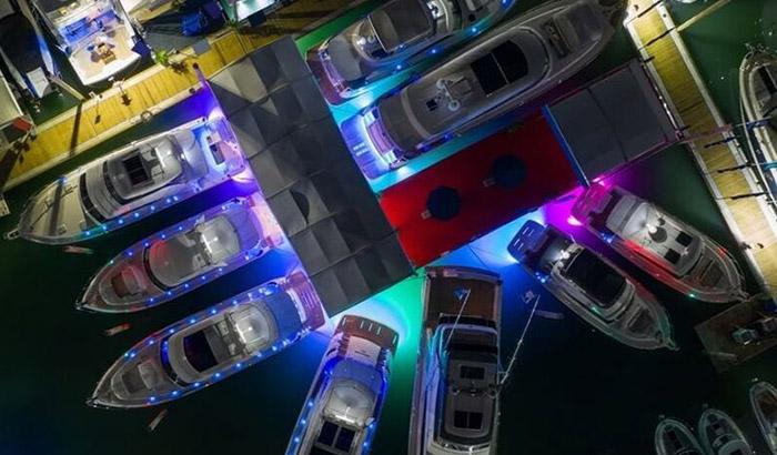 underwater lights for docks