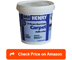 henry 12183 carpet adhesive