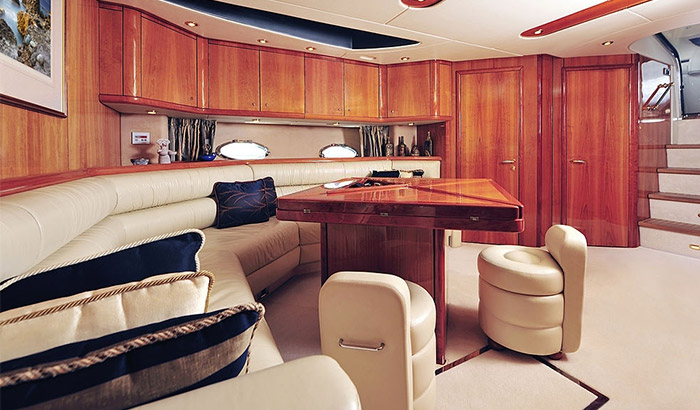 best fabric for boat cushions