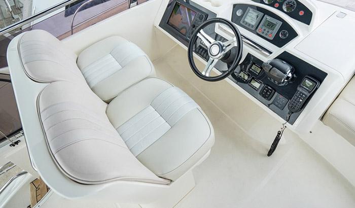 best folding boat seats