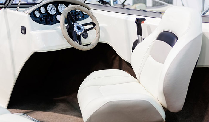 most comfortable boat seats