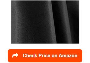 mybecca black marine upholstery vinyl fabric