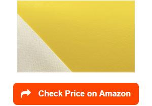 plastex fabrics vinyl yellow fabric