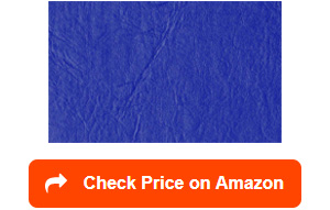 vvivid blue faux leather marine vinyl fabric