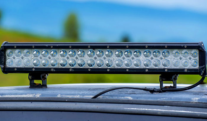 best marine led light bar