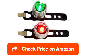 bright eyes aluminum portable marine led lights