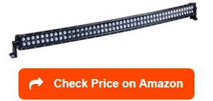 nilight 71015c-a curved led light bars