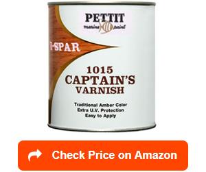 pettit captains varnish