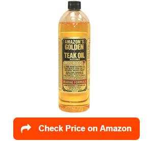amazon golden teak oil