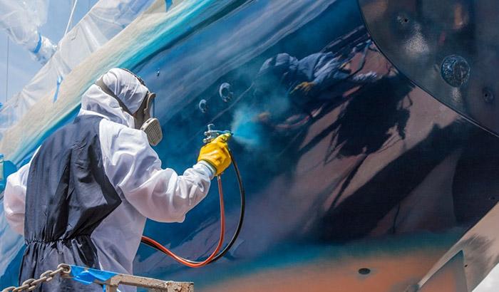 best paint for aluminum boat