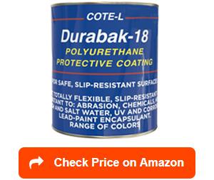 durabak 18 coating deck paints