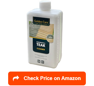 golden care teak cleaners