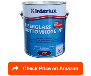 interlux ybb379/1 fiberglass bottomkote nt paint