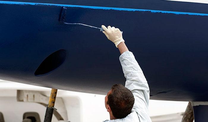 best bottom paint for fiberglass boats