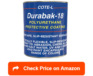 durabak 18 textured non slip deck paint