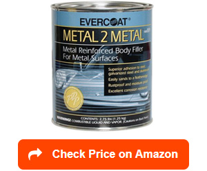 fibreglass evercoat 889 metal-2-metal filler