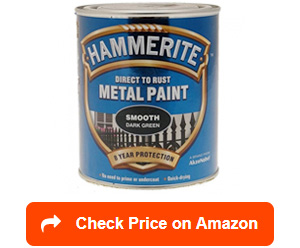 hammerite 5084889 rust metal paint