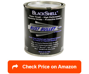 rust bullet blackshell rust coating
