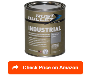 rust bullet industrial rust inhibitor paint