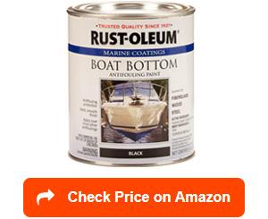rust-oleum 207012 marine flat bottom paint