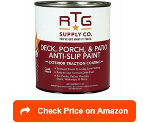 tg deck porch & patio anti-slip paint